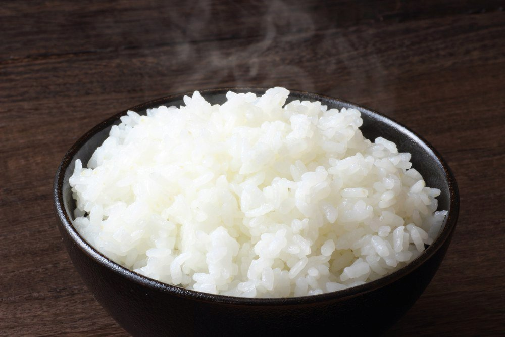 Perfect Steamed Rice