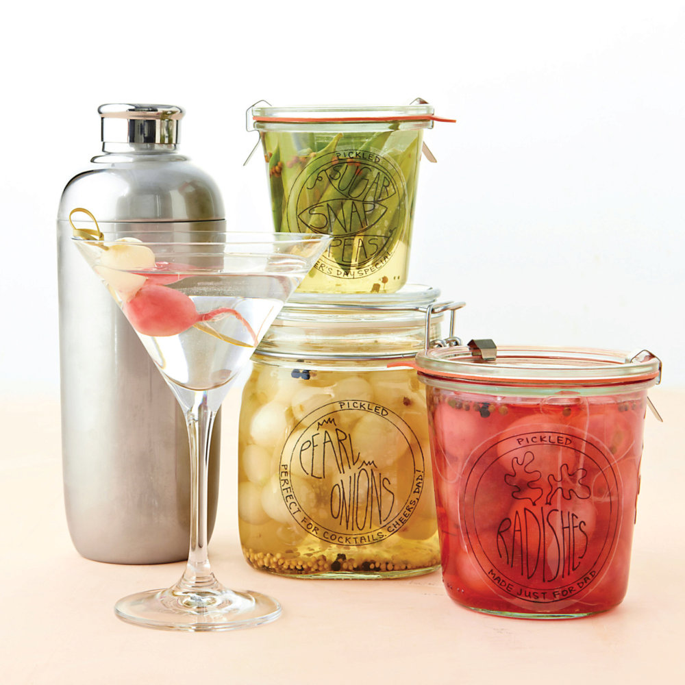 Cocktail Pickles