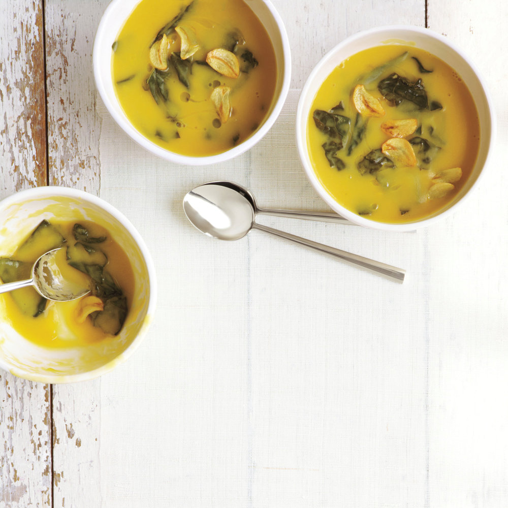 Cannellini and Kale Soup