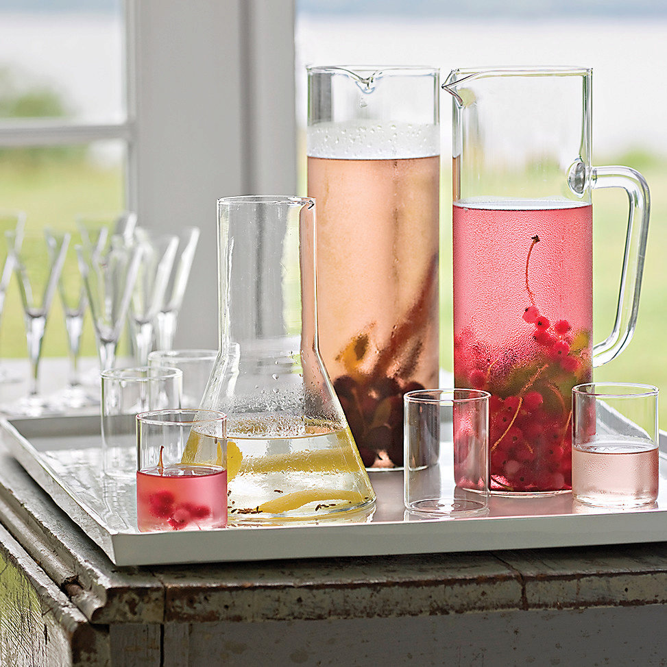 Red-Currant Schnapps