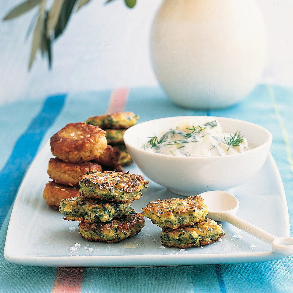 Tzatziki for Fritters