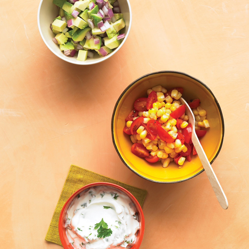 Corn-and-Tomato Salsa