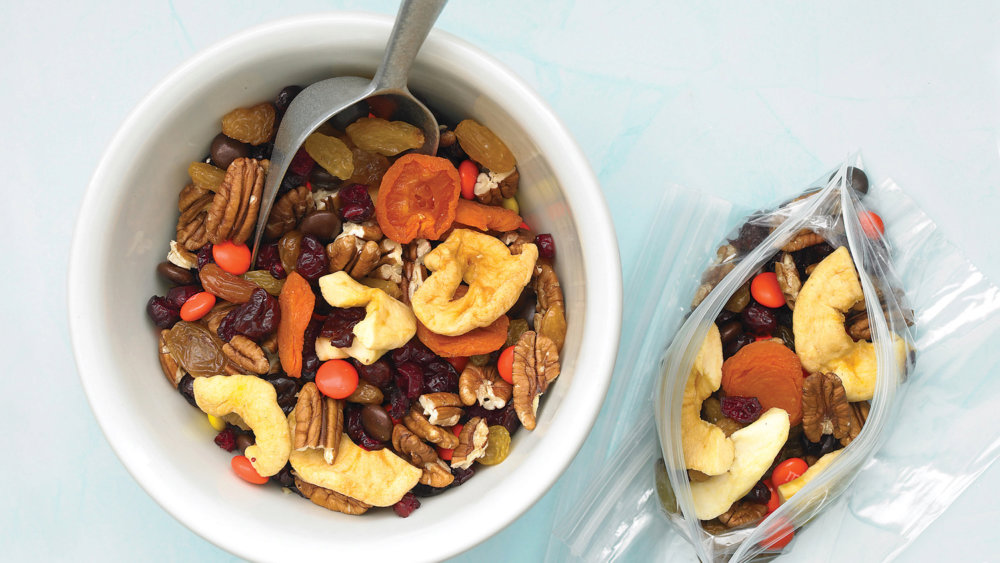 On-The-Go Trail Mix