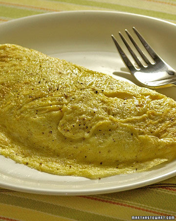 Perfect Cheese Omelet