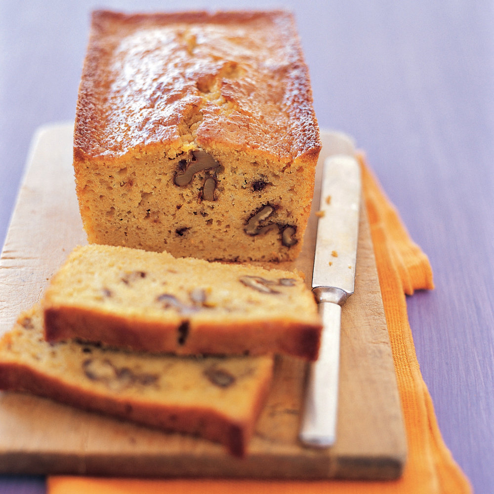 Ginger-Carrot Bread