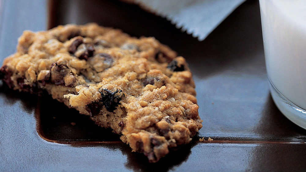 Chocolate Oatmeal Raisin Cookies