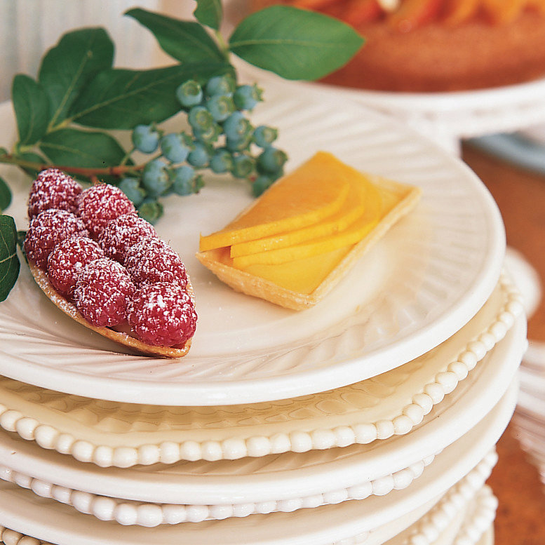 Pastry Cream for Fruit Tarlets