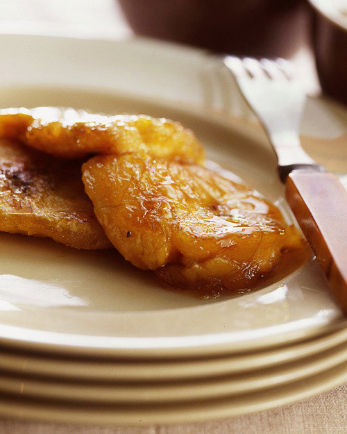 Caramelized Plantains