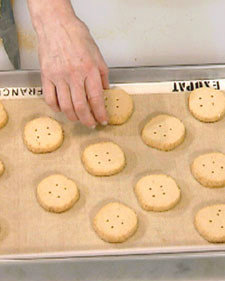French Butter Cookies
