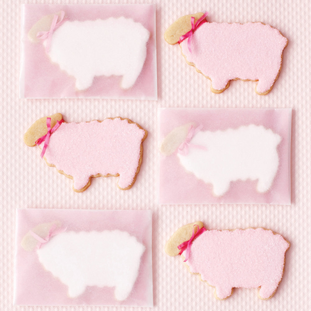 Royal Icing for Lamb Cookies