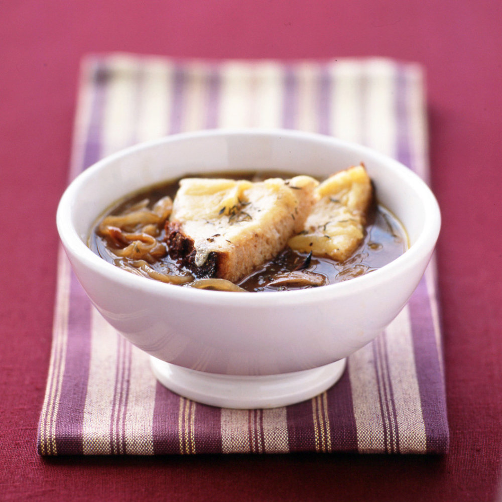 Freezable French Onion Soup
