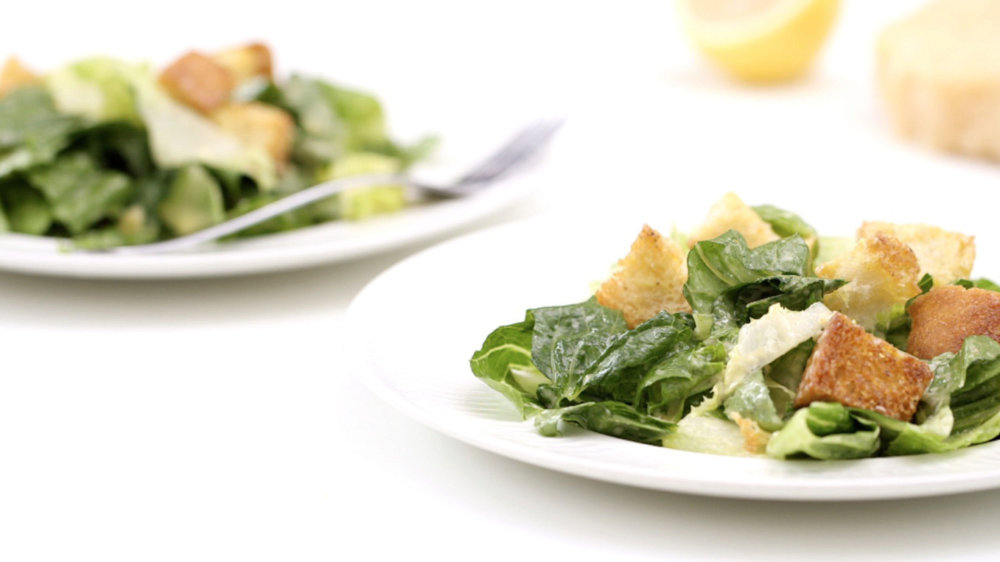 Caesar Salad for Two