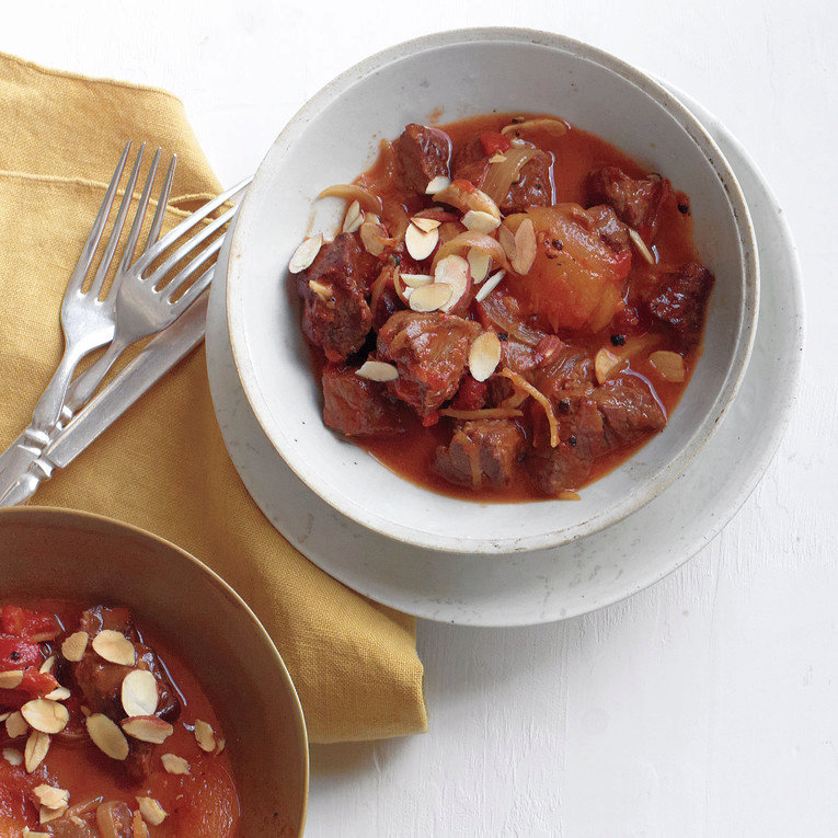 Lamb-and-Apricot Stew