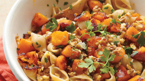 Healthy Pumpkin Pasta