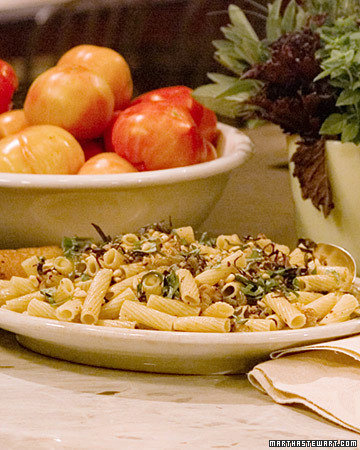 Cauliflower and Pasta