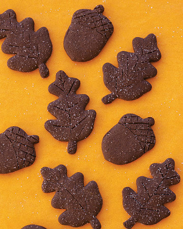 Chocolate-Ginger Cookies