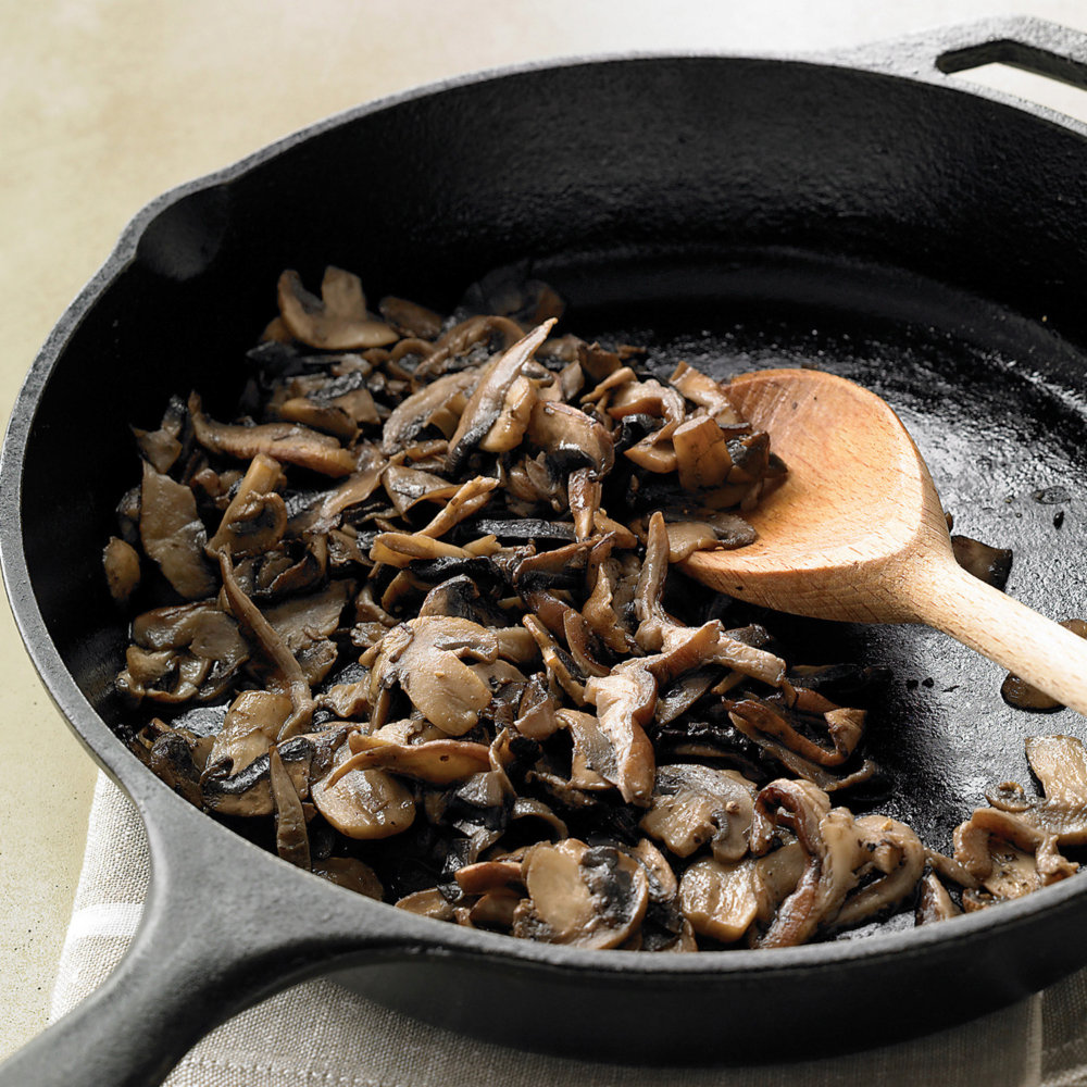 Sauteed Mixed Mushrooms