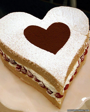 Raspberry Simple Syrup for Valentine Cake