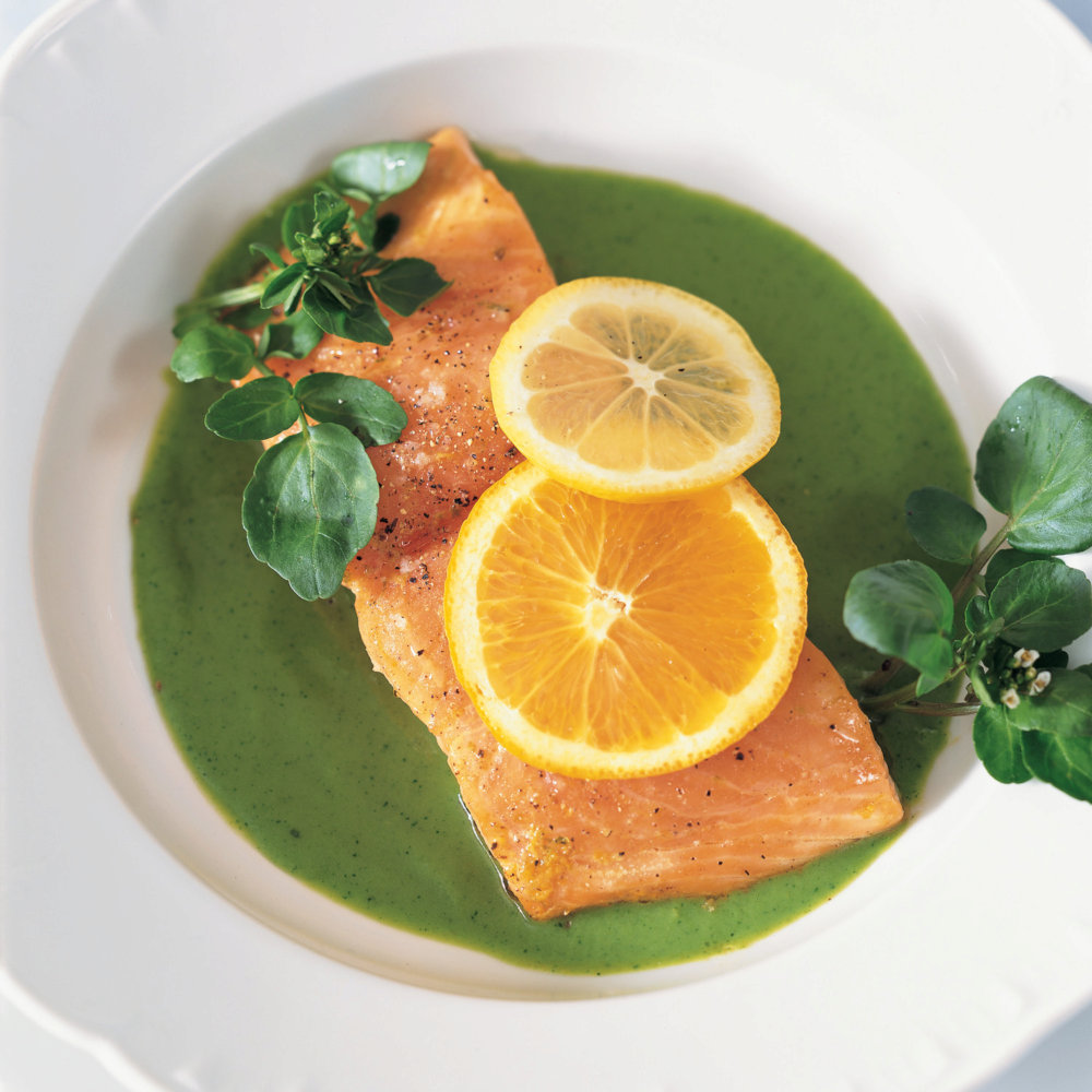 Spring-Pea Sauce