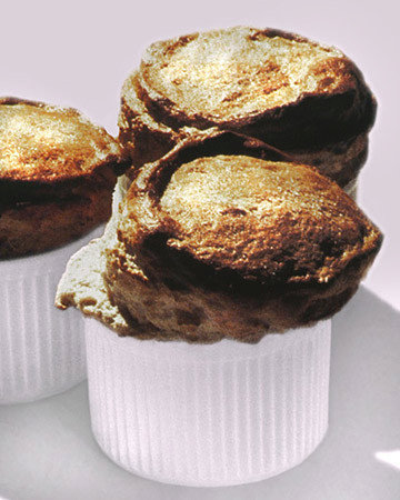 Pear Ginger Souffle