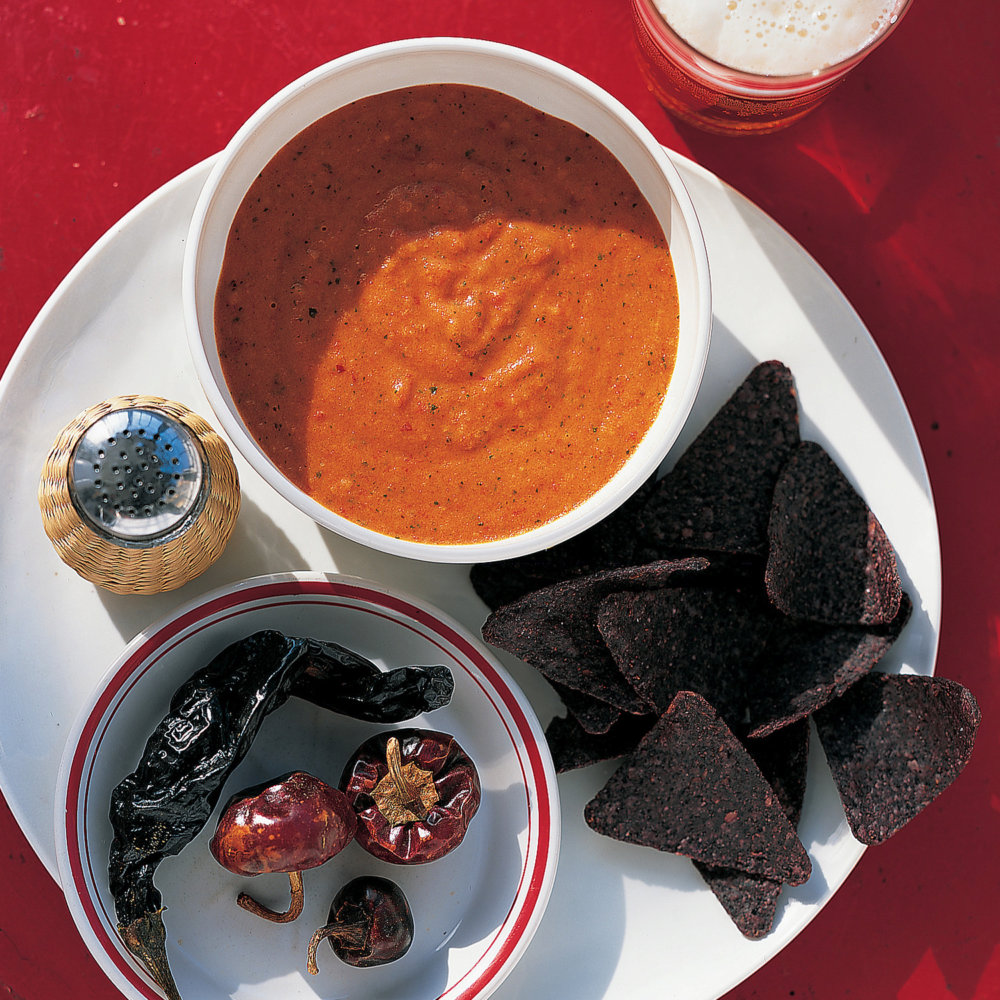 Roasted Tomato and Chipotle Salsa