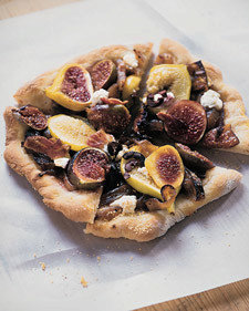 Fig Pizzas