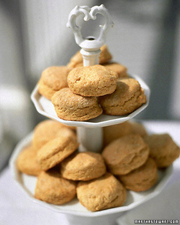 Spicy Sweet-Potato Biscuits