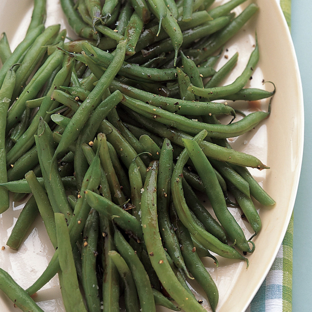 Sweet-and-Sour Beans