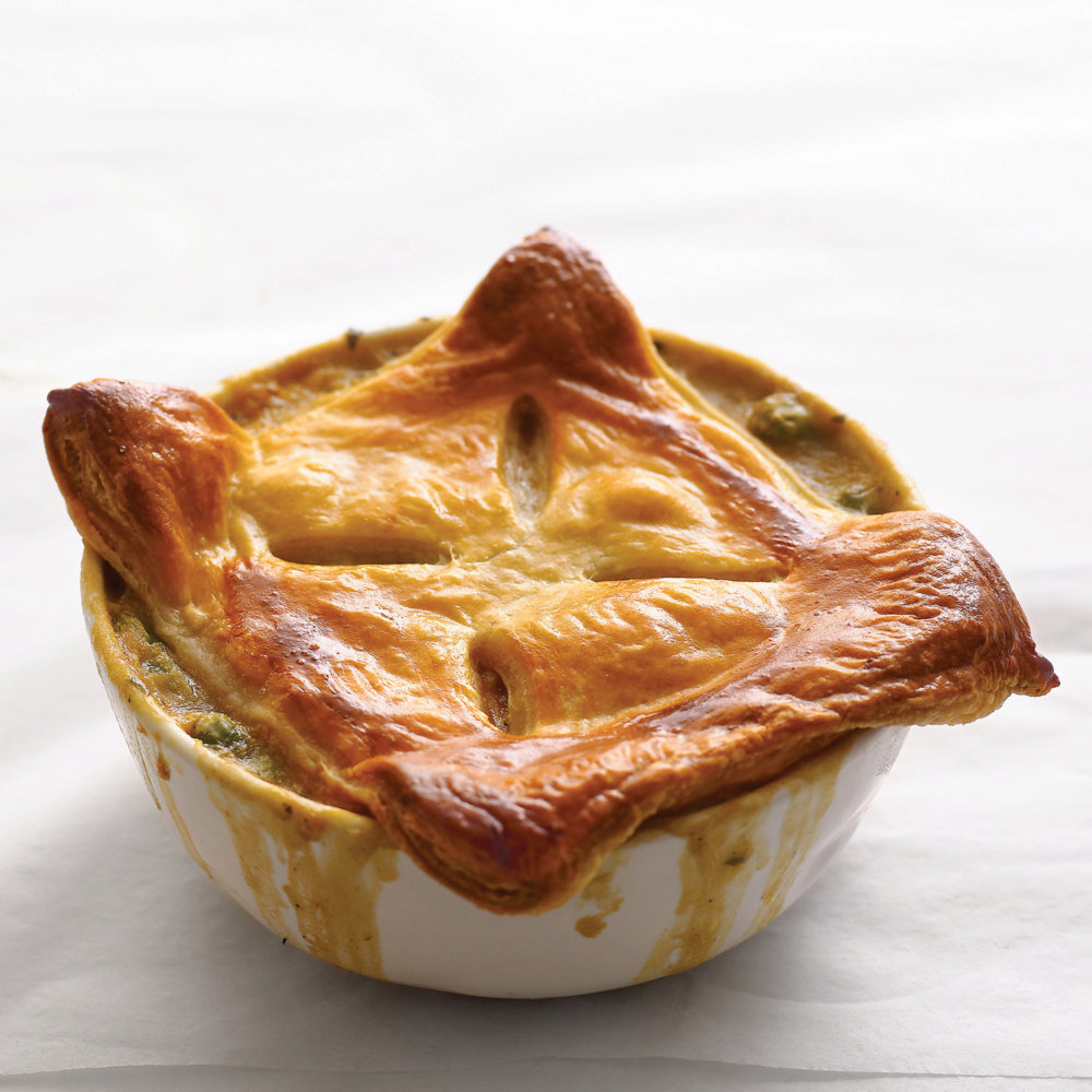Classic Chicken Potpie with Thyme