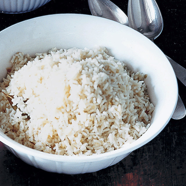 Rice Pilaf with Shallots