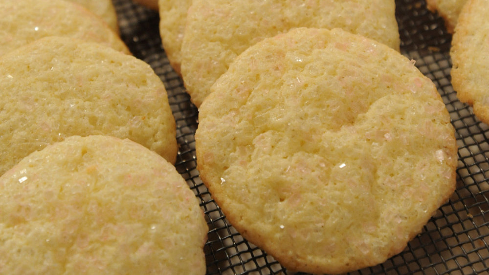 Mother's Sour-Cream Cookies
