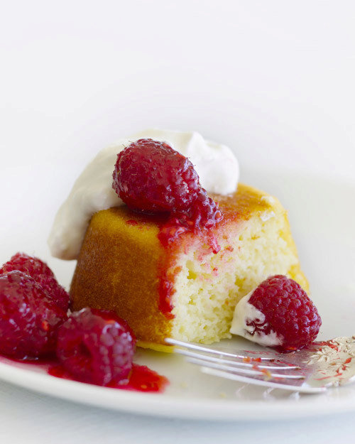 Buttermilk Pudding Cakes
