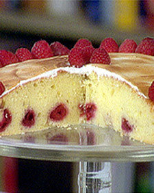 Ligurian Lemon Cake