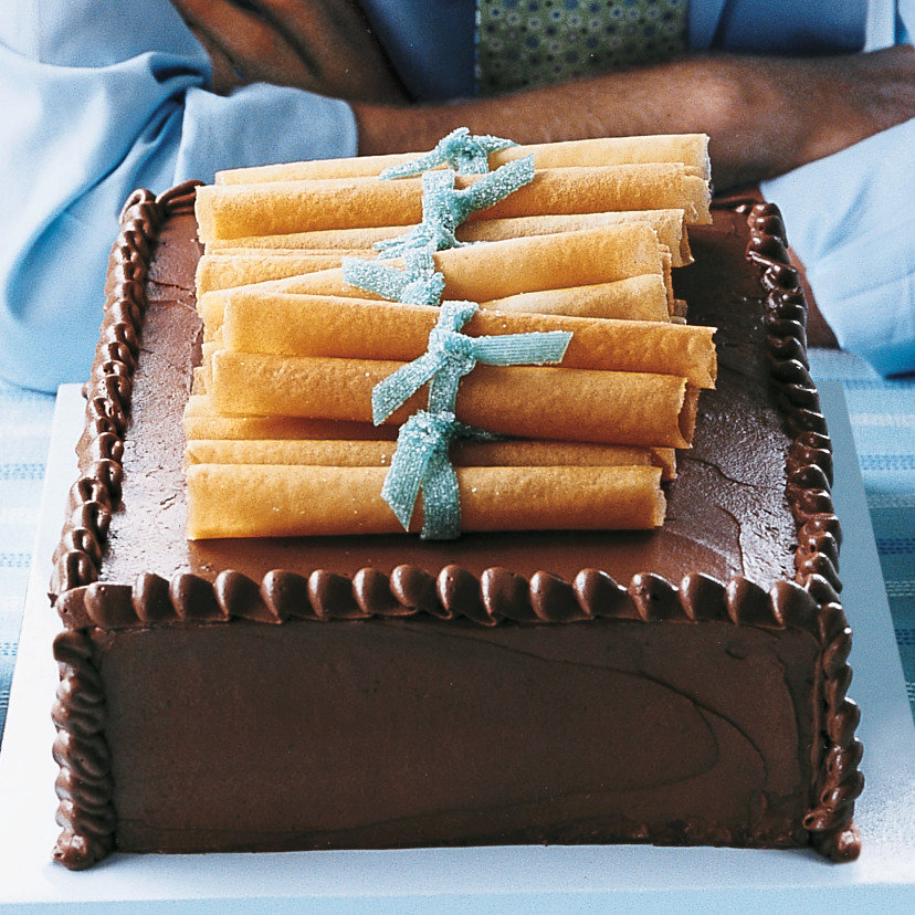 Scrolled Tuiles