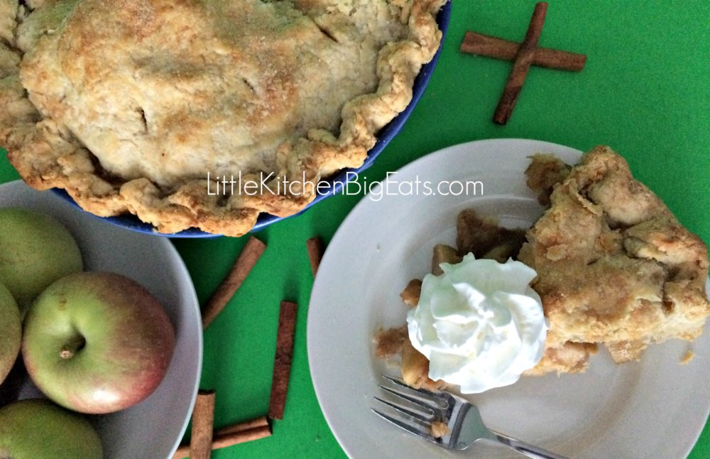 How to make (double) Pie Crust