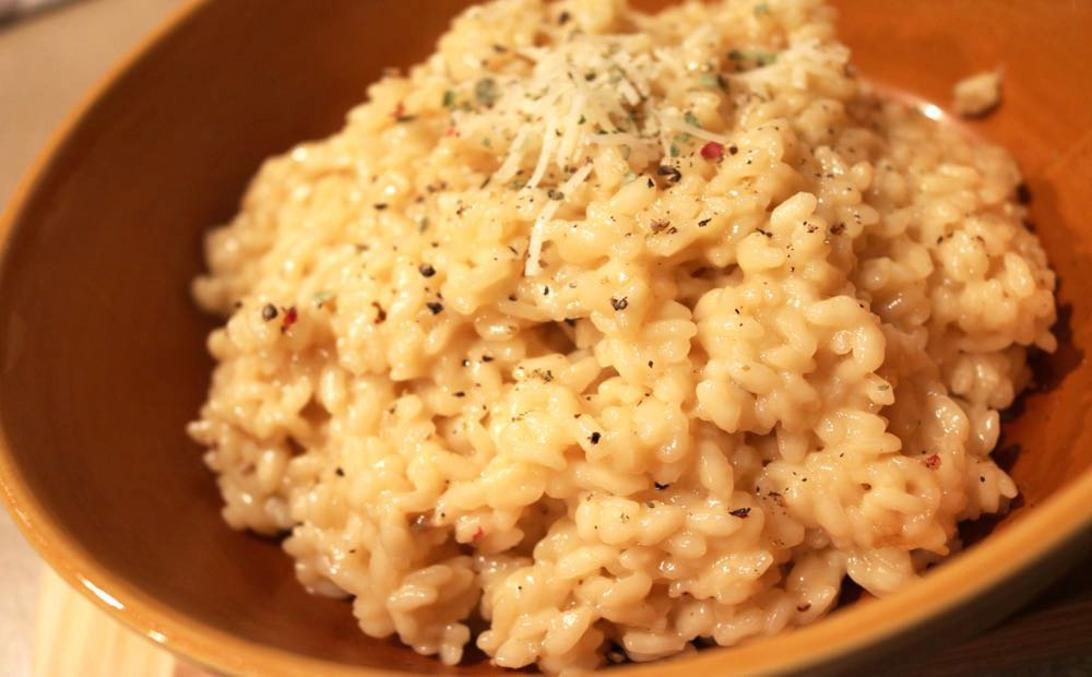Weeknight Risotto