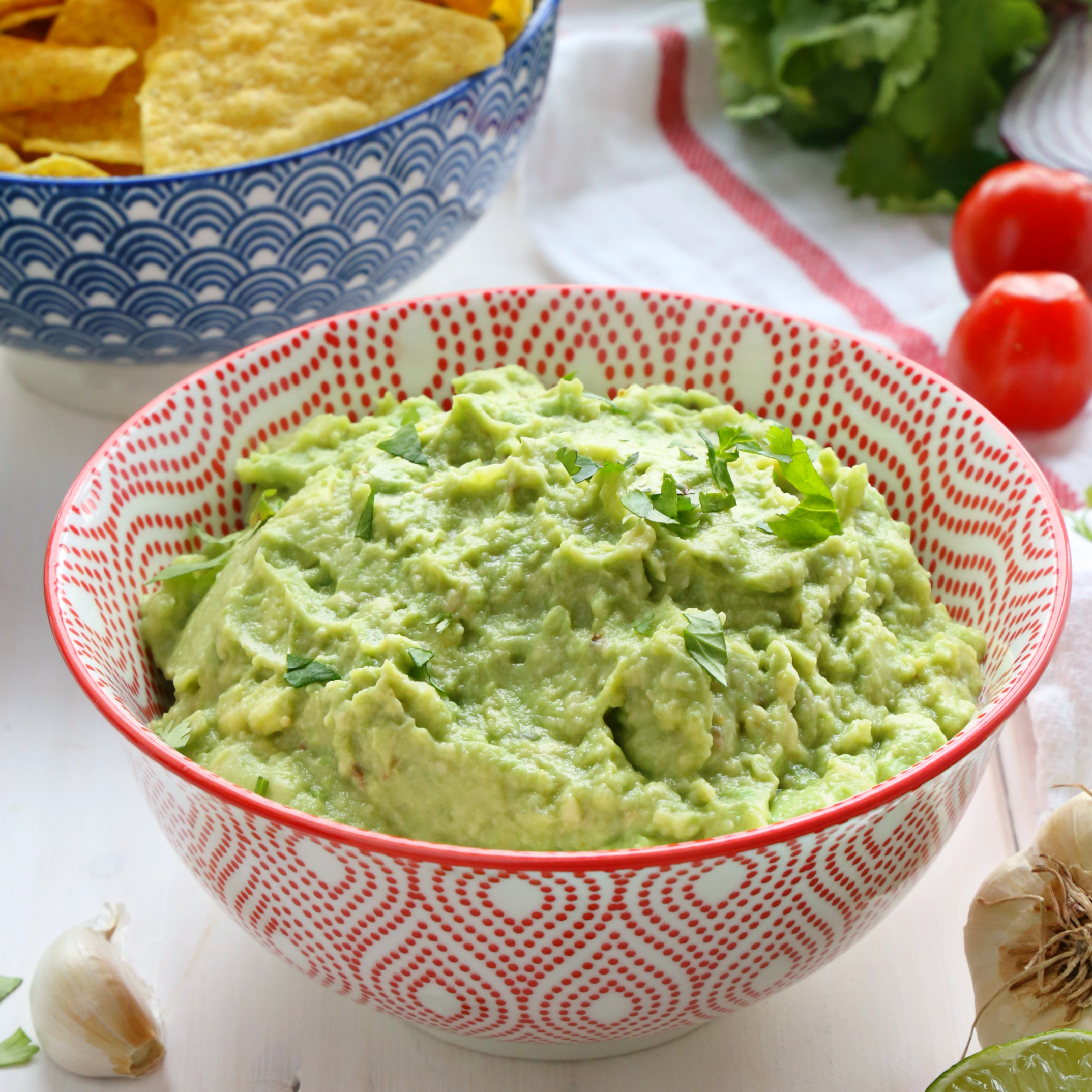 Best Ever Healthy Guacamole