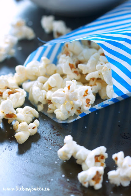 Sweet and Salty Kettle Corn Recipe
