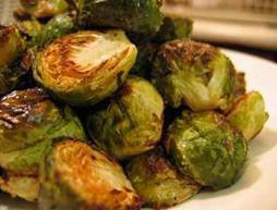 Healthy and Yummy Roasted Brussel Sprouts