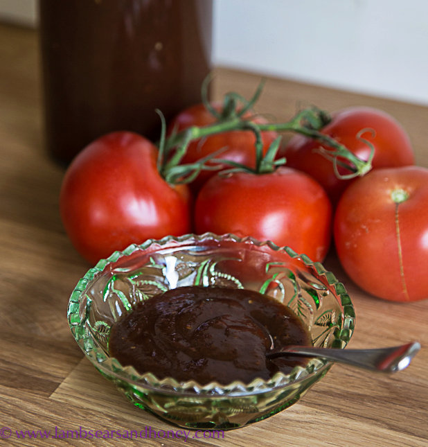 Home-Made Tomato Sauce For Dummies
