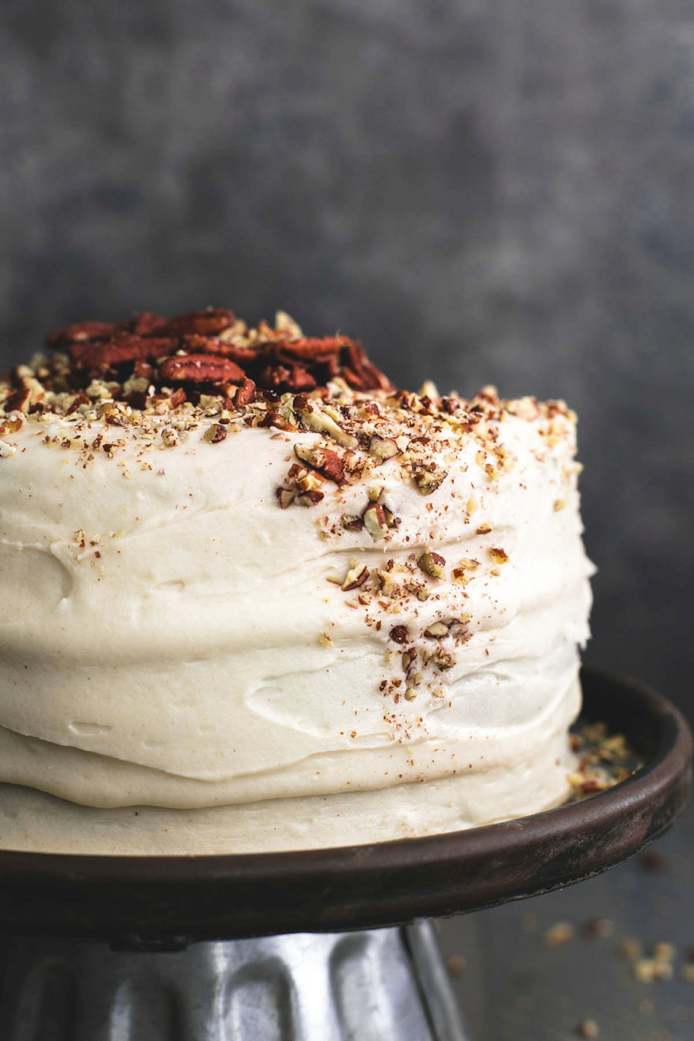 World's Best Carrot Cake with Cream Cheese Frosting