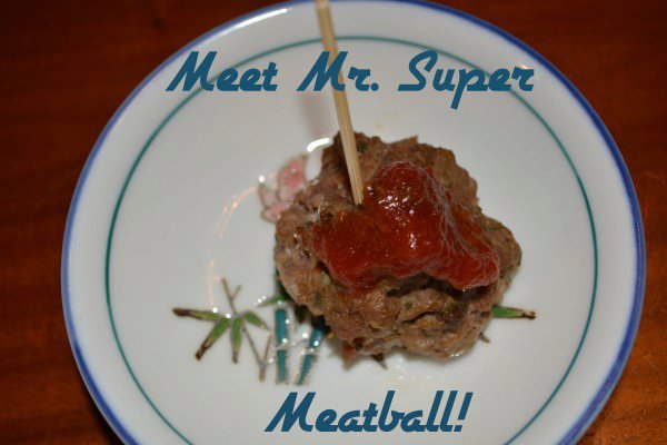 Grass Fed Super Meatballs!
