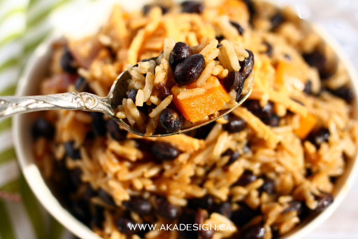 Quick Rice and Beans