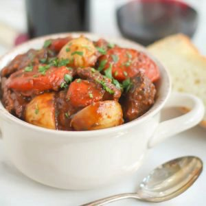 Guinness Braised Beef Stew
