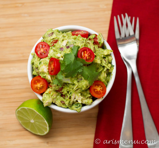Guacamole Chicken Salad