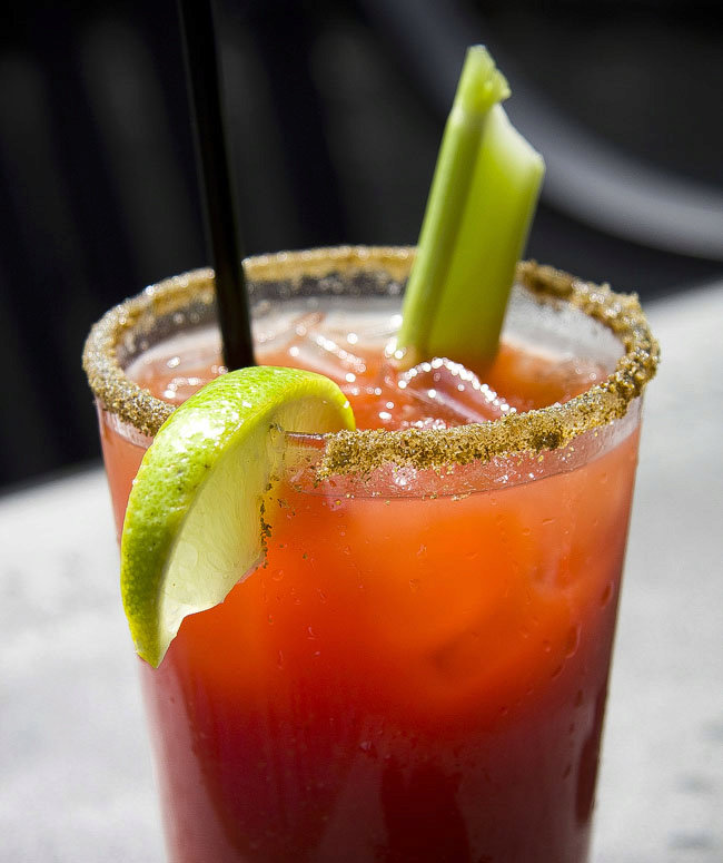 The Classic Ceasar Drink