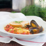 Classic French Bouillabaisse in 15 Minutes