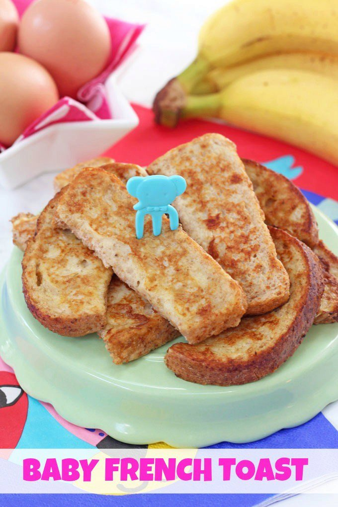Baby french toast eggy banana bread forumfinder Gallery