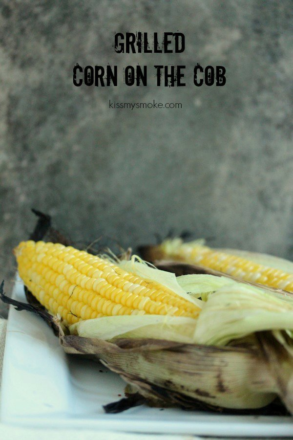 Grilled Corn on the Cob: How to Cook it with Husks On