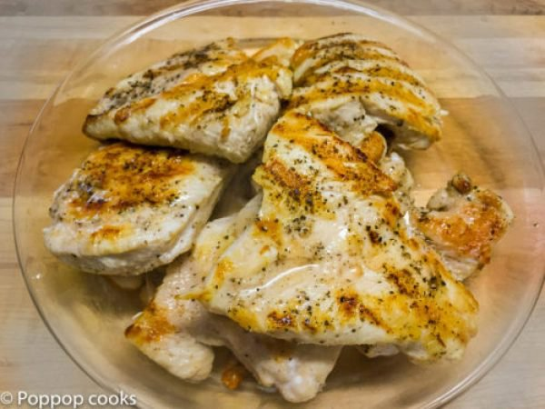 Grilled Chicken for the Future